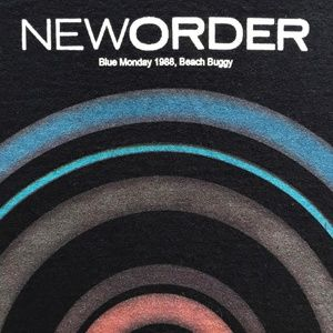 Fruit of the Loom Shirts - New Order Band Graphic Tee Blue Monday 1988 XL
